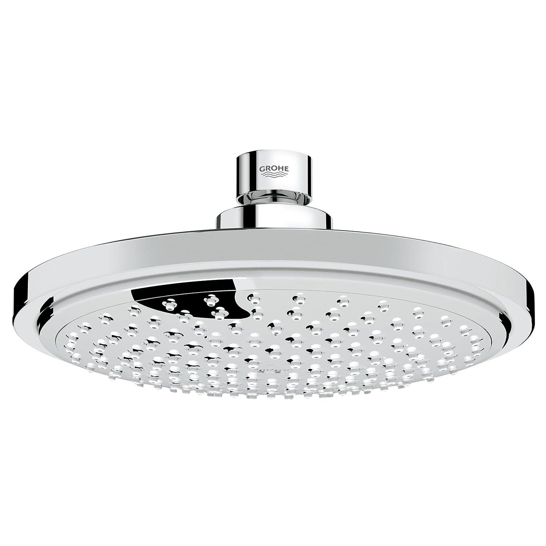 Euphoria Cosmopolitan 180 1-Spray Fixed Showerhead - Fixed ...