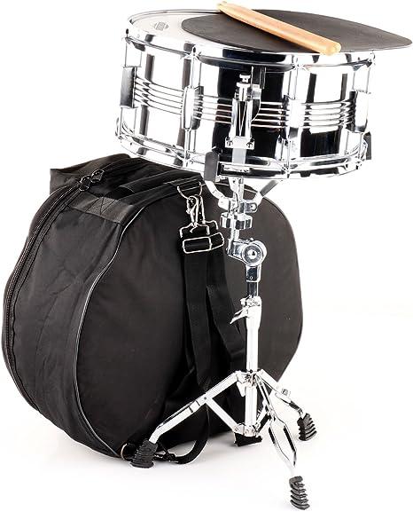 XDrum Snare Drum - Set iniciación con funda: Amazon.es: Instrumentos musicales