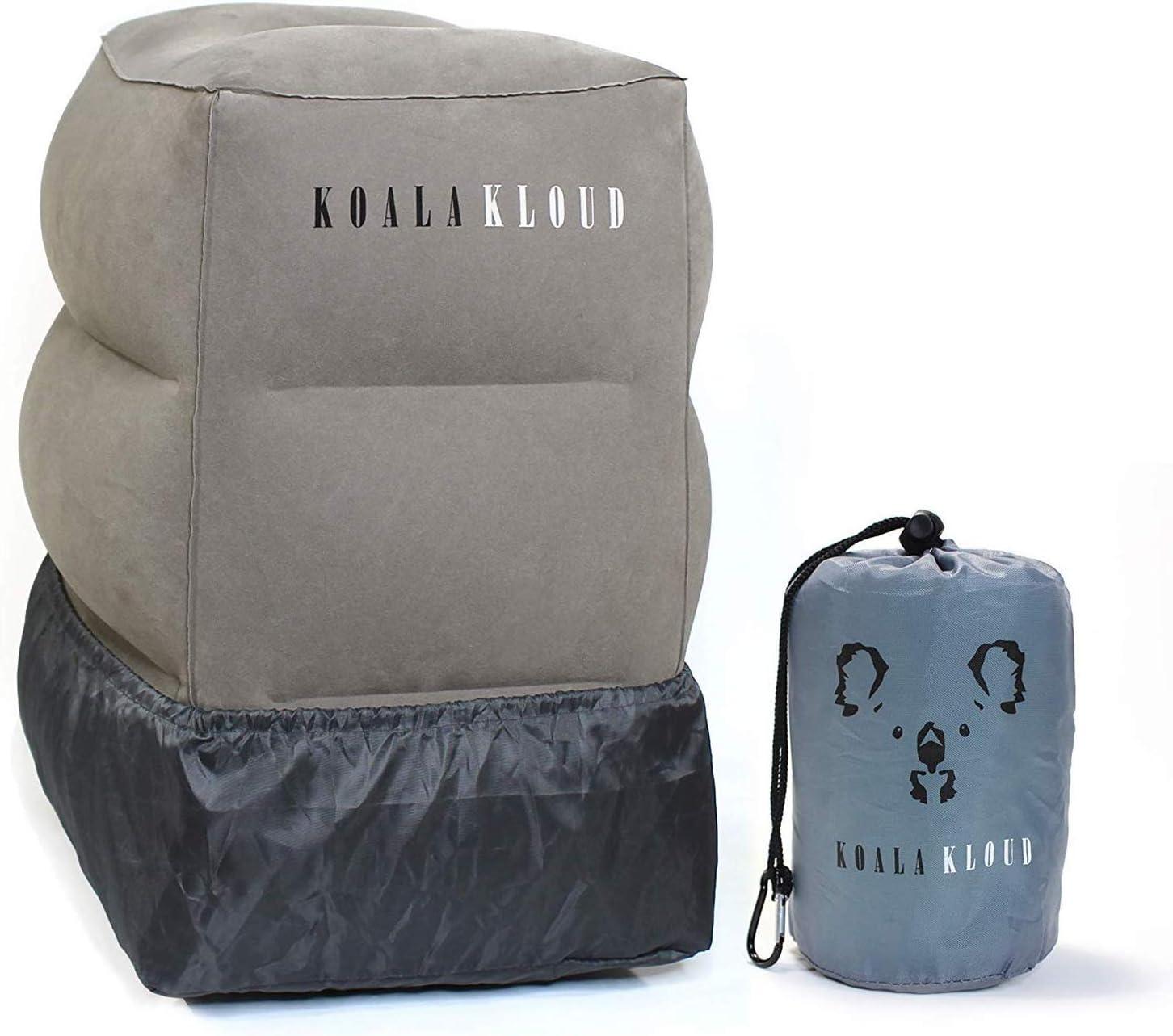 Amazon.com: Koala Kloud - Almohada hinchable para reposapiés ...