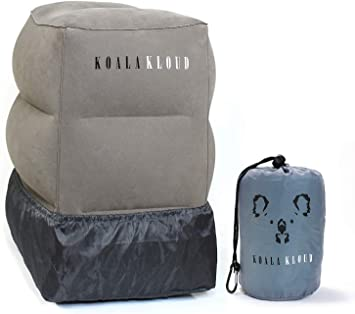 Amazon.com: Koala Kloud - Almohada hinchable para reposapiés ...