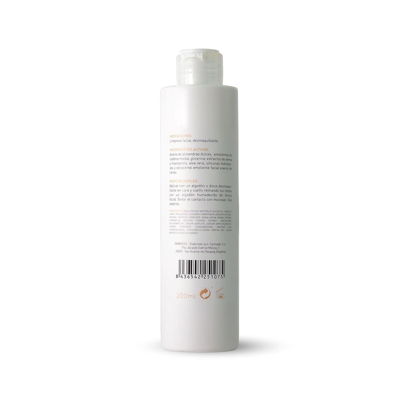 Leche Limpiadora - Clínica Golden - Leche para la Limpieza facial, desmaquillante.: Amazon.es: Belleza