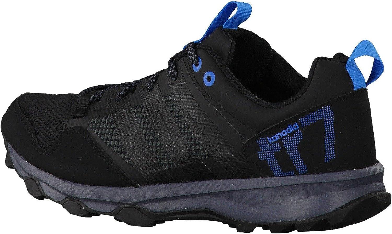 adidas Hombre Kanadia 7 Trail Zapatillas de Running para Asfalto Negro Size: 40: Amazon.es: Zapatos y complementos