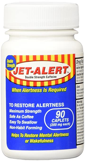 Jet Alert Double Strength Size 90ct Jet Alert Double Strength 90ct