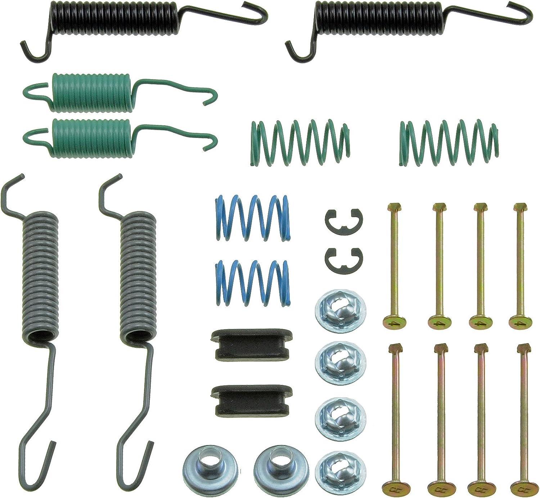Carlson  H7046 Drum Brake Hardware Kit Rear