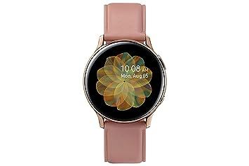 Samsung Galaxy Watch Active2 - Smartwatch, LTE, Dorado, 40 mm ...