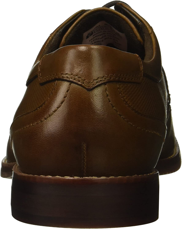 Rockport Mens Style Purpose Perf Wingtip Shoe