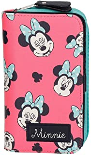 Minnie Mouse KM-34412 2018 Monedero, 12 cm: Amazon.es: Equipaje