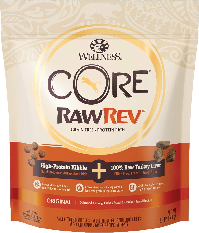 Wellness CORE Rawrev Natural Dry Cat Food