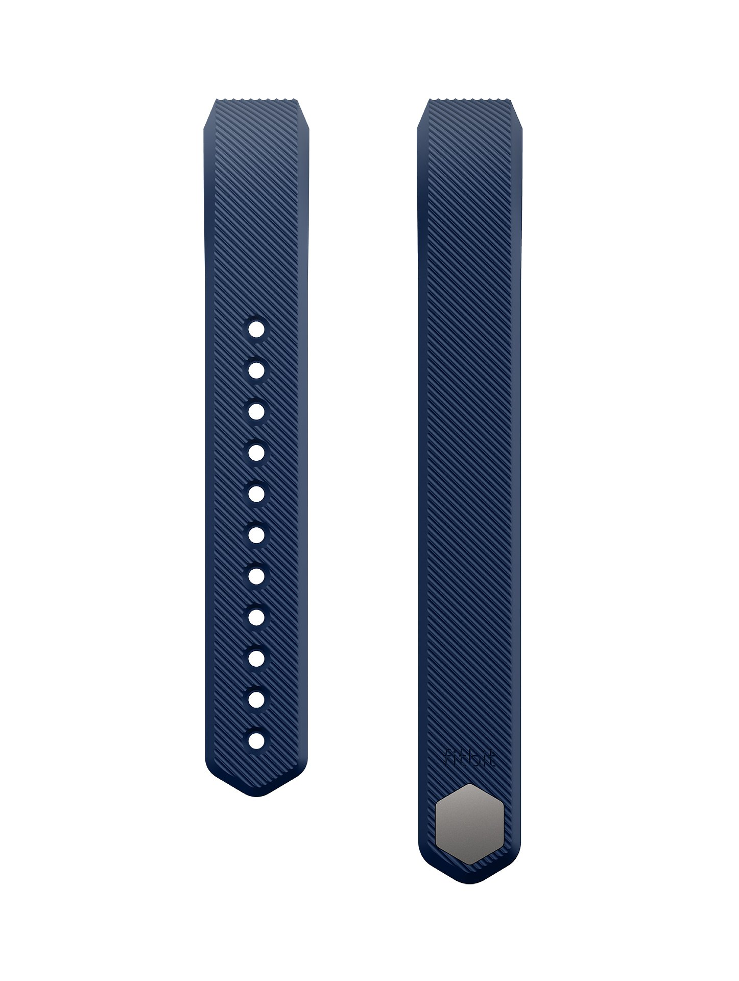 Fitbit Alta Classic Accessory Band, Blue Small by Fitbit