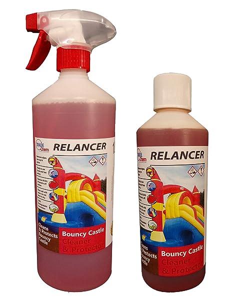 Trade Chemicals - Líquido de Limpieza Inflable, Resistente, Listo ...