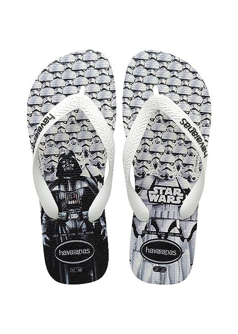 Zapatos blancos Star Wars Kylo Ren Havaianas 60uHJ