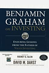 Benjamin Graham on Investing: Enduring Lessons from the Father of Value Investing Hardcover