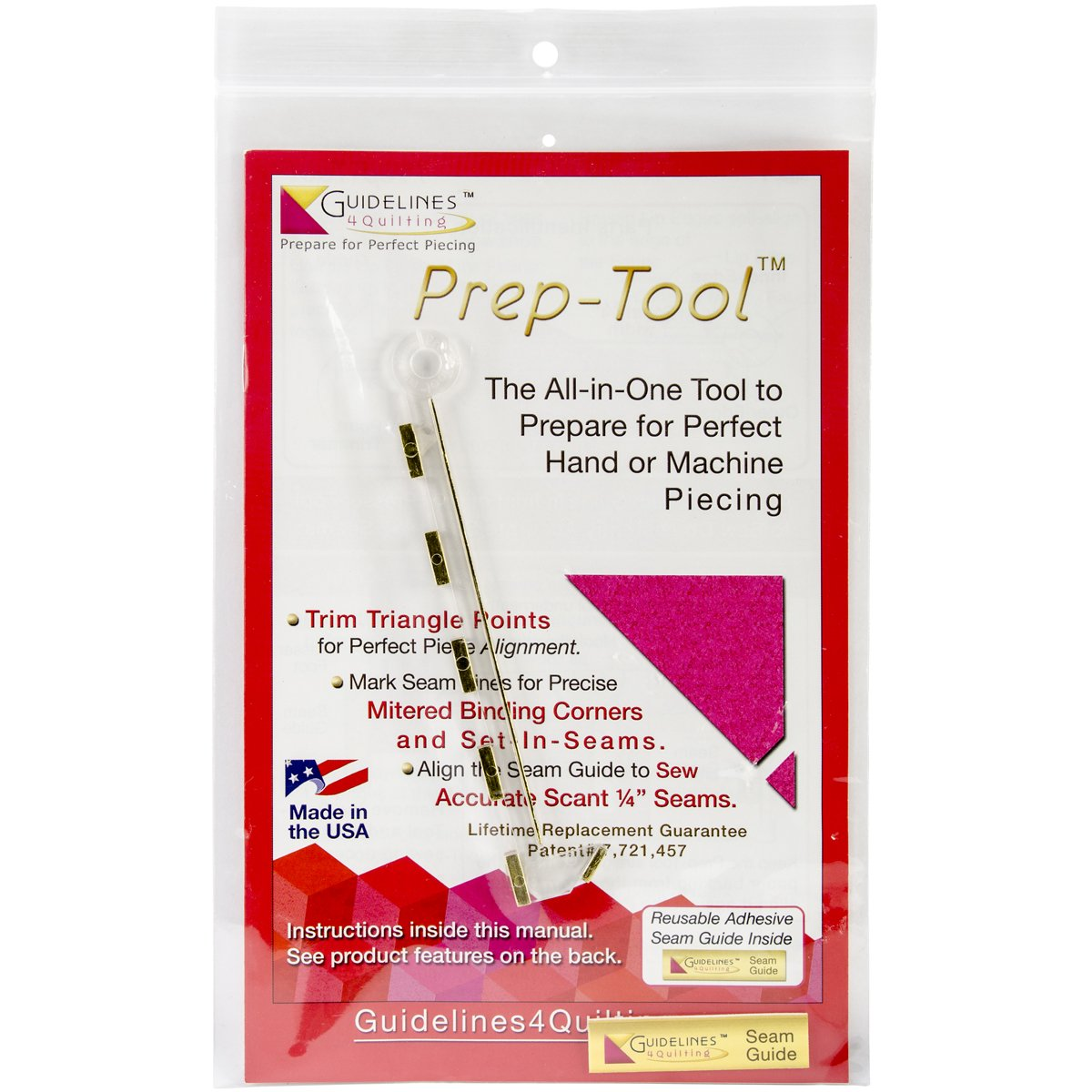 Amazon Guidelines4quilting Prep Tool For Hand Or Machine