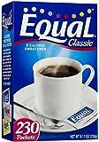 Equal 0 Calories Sweetener 230 ct