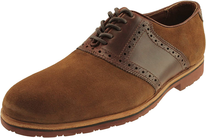 Ridley Oxford Saddle Shoe David Spencer Shoes