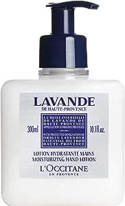 L'occitane Lavande Moisturizing Hand Lotion With Protected Designationn Of Origin Lavender Essential Oil From Haute-provence 300ml