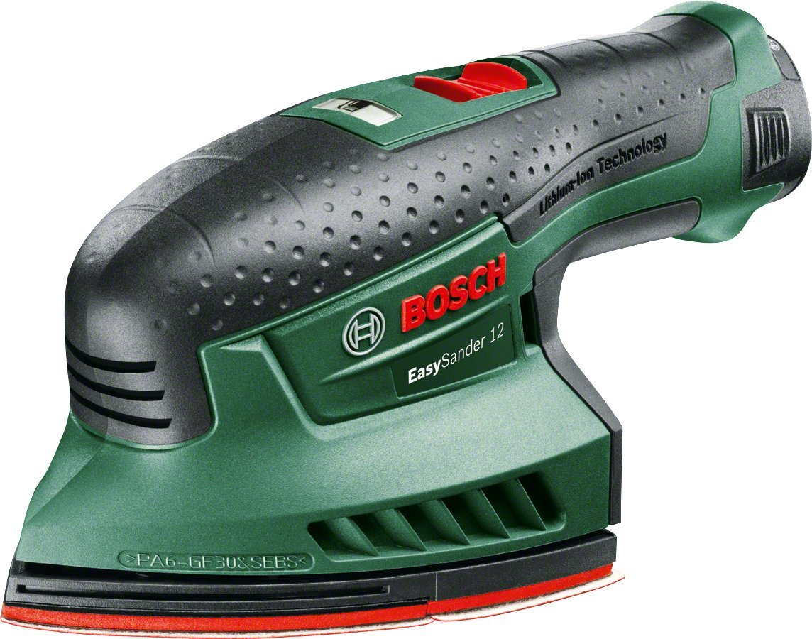 Bosch PSM 10.8 LI Cordless Lithium-Ion Multi-Sander Featuring Syneon Chip (Baretool: Supplied without Battery/without Charger) Robert Bosch Ltd. 0603976901