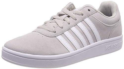K-Swiss Court Cheswick SDE, Zapatillas para Mujer: Amazon.es: Zapatos y complementos