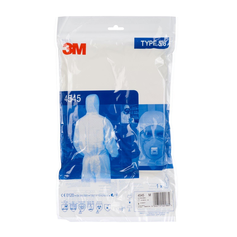 3M 45453XL Prenda de Protecci/ón 3XL