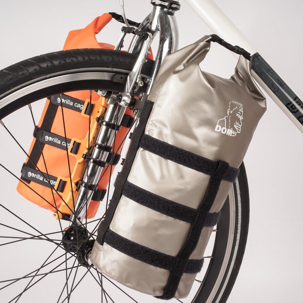 Waterproof bag for gorilla cage DOM Gorilla Bag 5.5 L Silver Free Parable Design