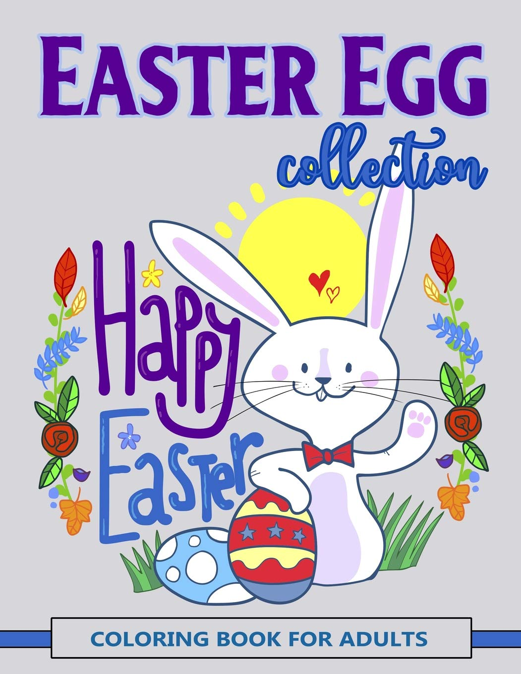 Amazon.com: Easter Egg Collection: Happy Easter Coloring Book For