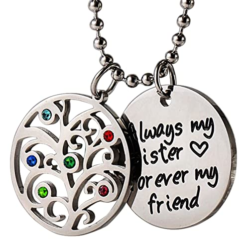 Amazon Birthday Gifts For Sister Best Friends Always My Sister