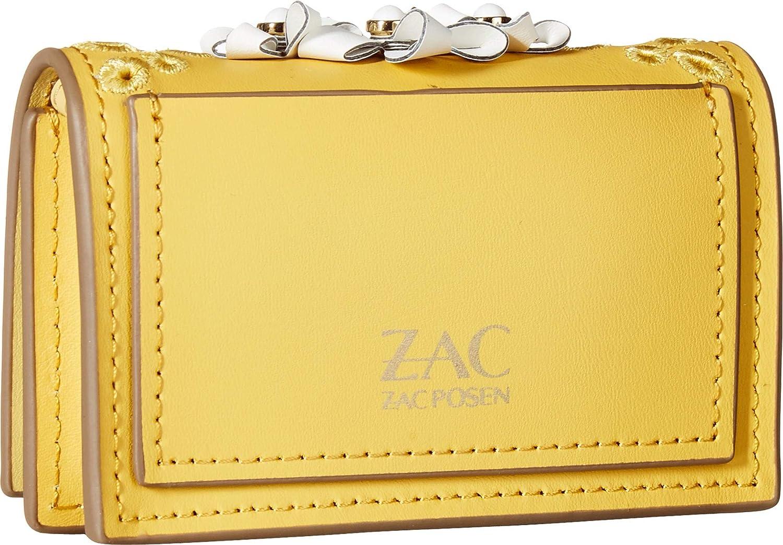 ZAC Zac Posen Womens Earthette Credit Card Case Crossbody