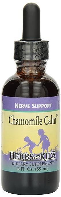 herbs for kids chamomile calm 2 ounce calm casa kids