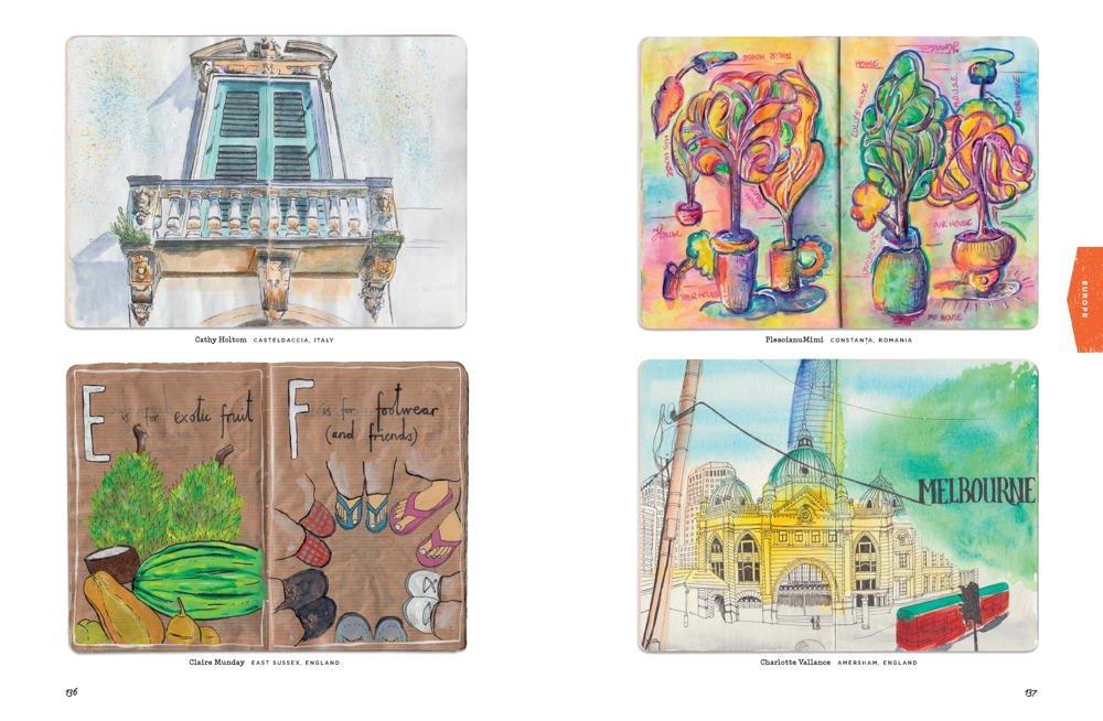 Sketchbook Project World Tour