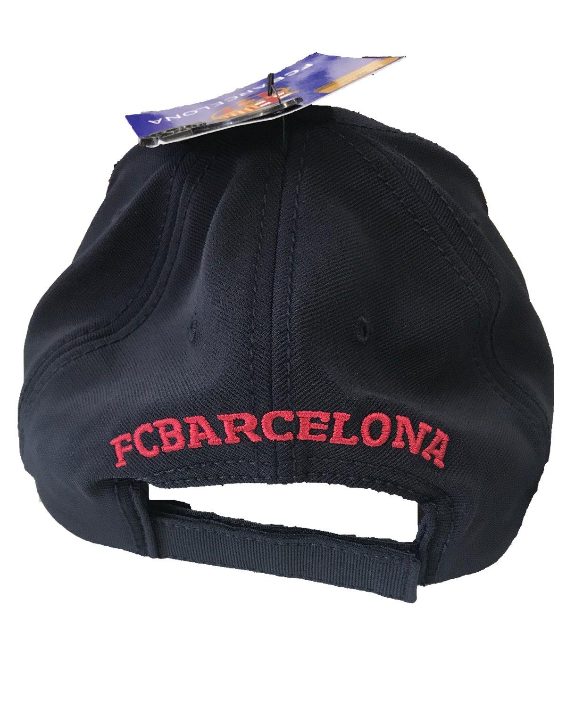 Gorra oficial F.C. Barcelona bordado modelo Transit Blaugrana Barcelona 100% poliéster talla adulto: Amazon.es: Deportes y aire libre