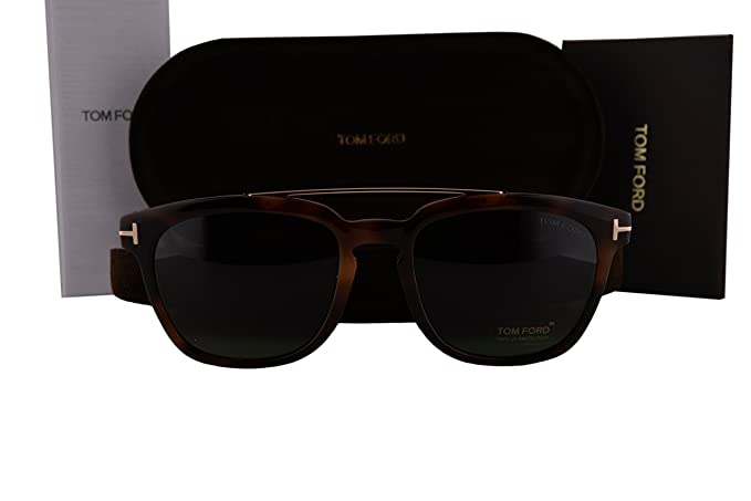 db9e012b3dd Image Unavailable. Image not available for. Colour  Tom Ford FT0516 Holt  Sunglasses ...