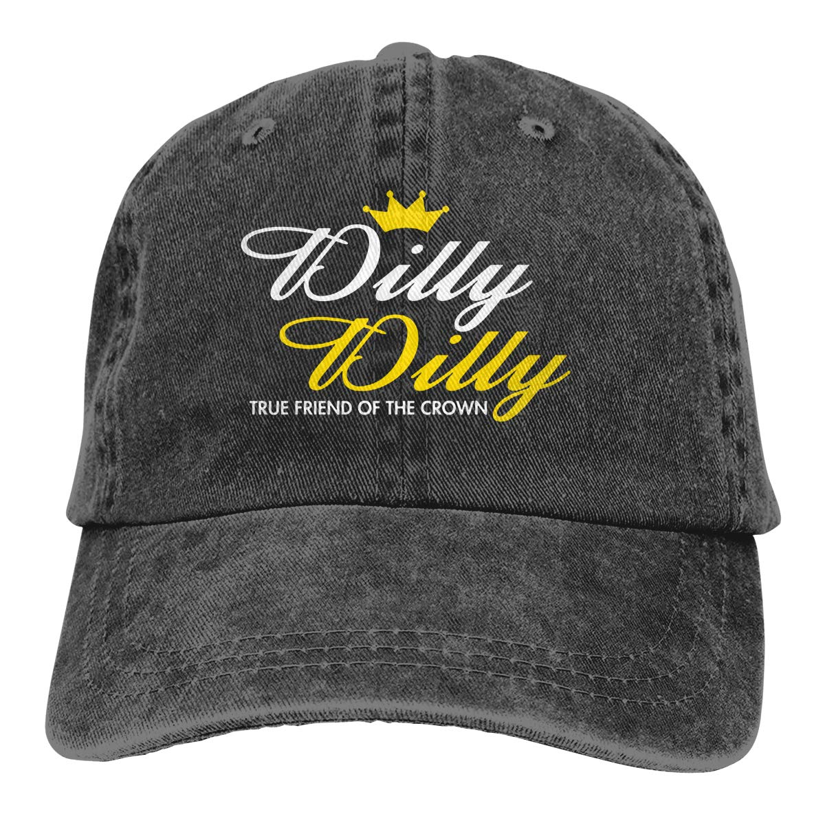 Swmo0wk2d Dilly Dilly - True Friend of The Crown Unisex Snapback Adult Cowboy Hat Adjustable Hats