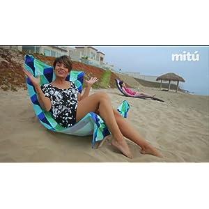 La mejor silla para relajarte en la playa