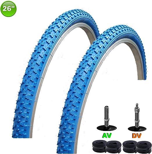 2 x maxxi4you Neumático de la Bicicleta Abrigo Cubierta 26 X 1,75 ...