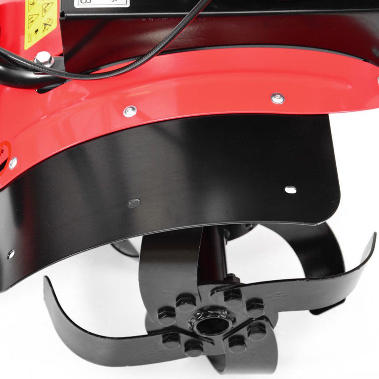 HECHT Gasolina - gartenfräse 755 Briggs & Stratton 5,5 PS ...