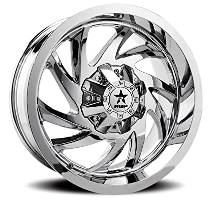 Amazon Com Rbp 66r Hk 5 Chrome Wheel With Chrome Finish 20x96x135