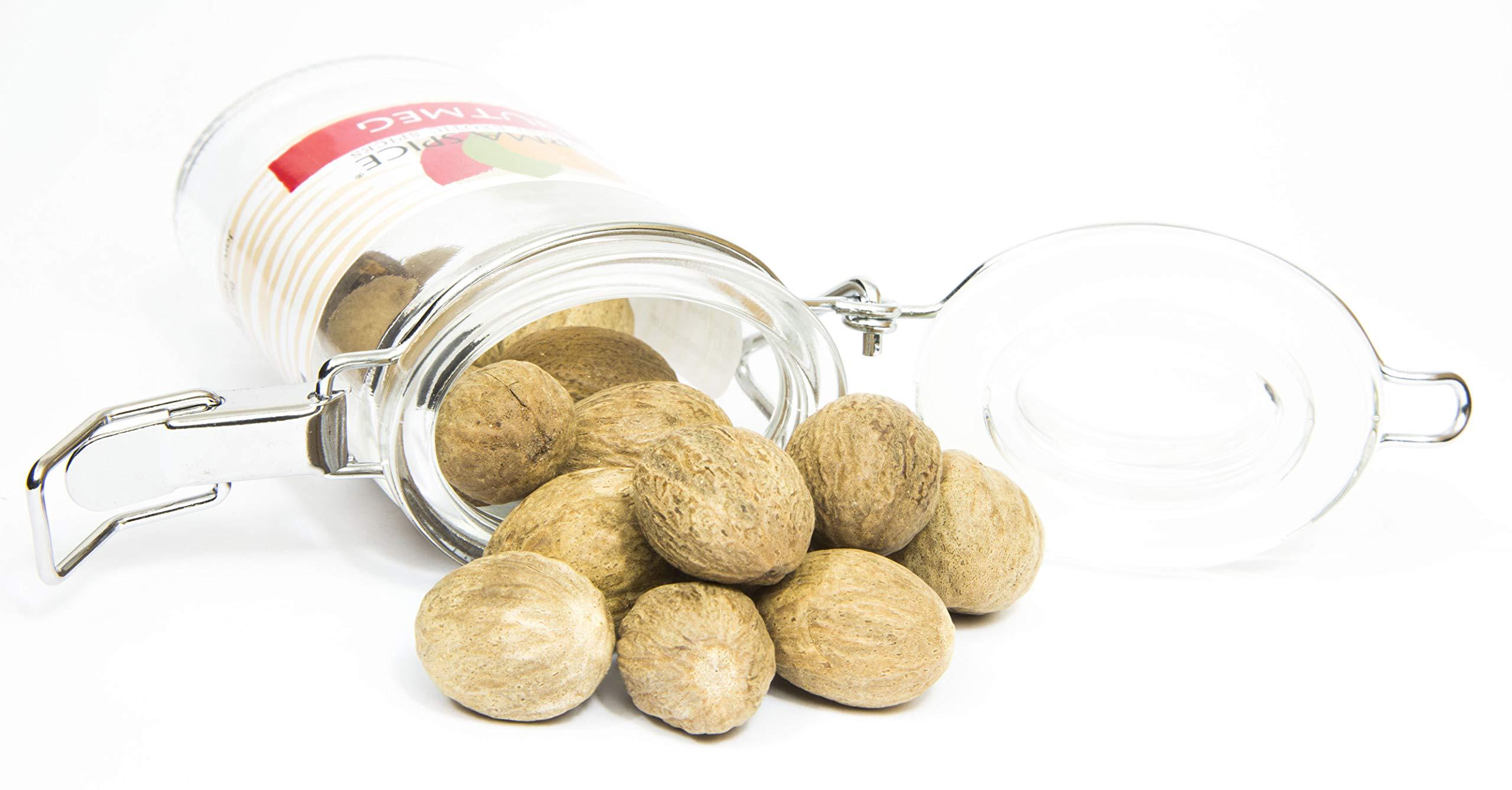 Whole Nutmeg (2.1oz.) by Burma Spice (Image #2)