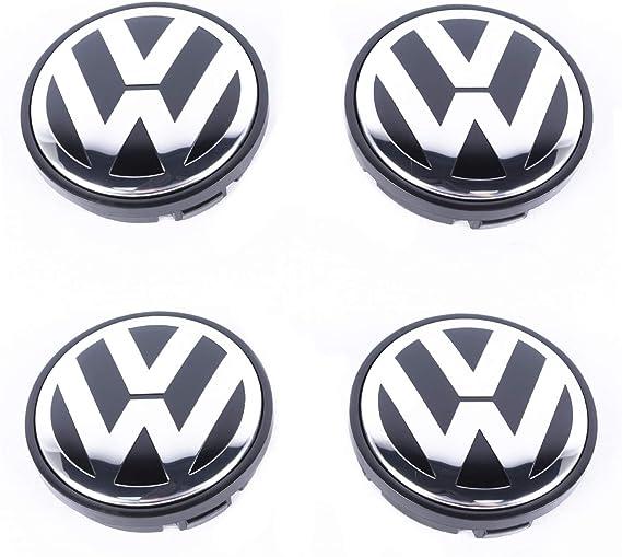 iTimo 20Pcs 17mm Car Wheel Nut Caps Bolt Rims for Volkswagen Bora Sagitar Magotan Passat Special Socket Auto Hub Screw Cover Type 1