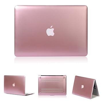Tinxi® Macbook Air 13,3 Case, Plástico Carcasa Funda para Apple Macbook Air 13,3 (Modell A1369 A1466) 13-13,3 Pulgadas Protectora Cover Tablet ...