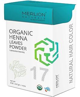 Buy Organic Essentials Indigo Powder For Hair & Beard Dye