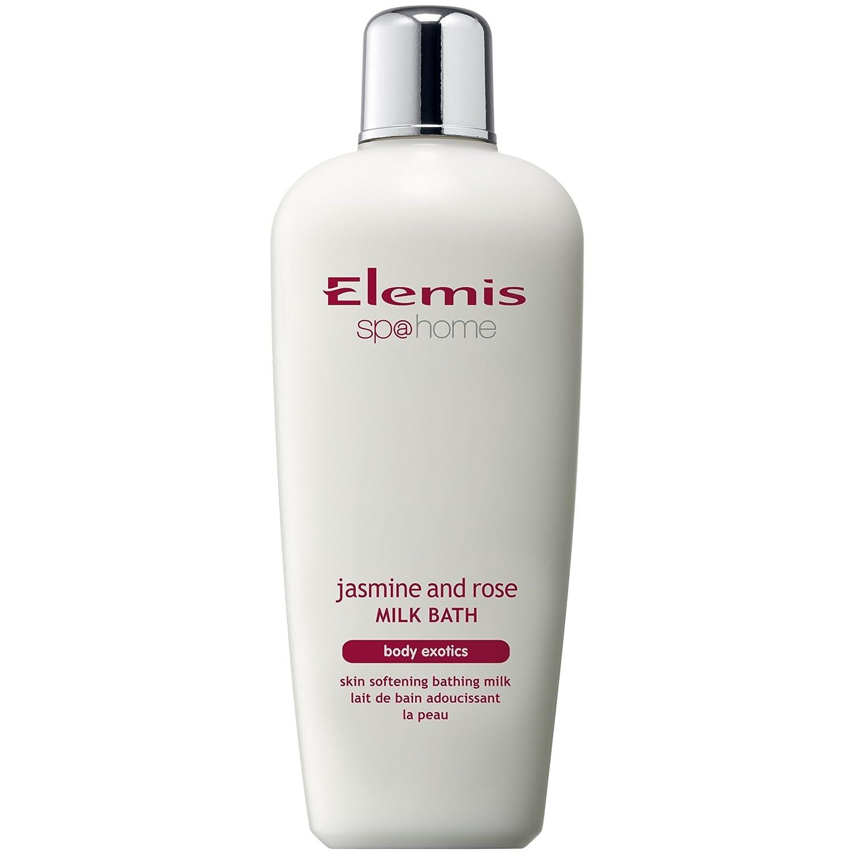 エレミスのジャスミン、ローズミルクバスの400ミリリットル (Elemis) - Elemis Jasmine And Rose Milk Bath 400ml [並行輸入品]   B01MD285NI
