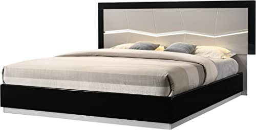 J and M Furniture Turin Bed