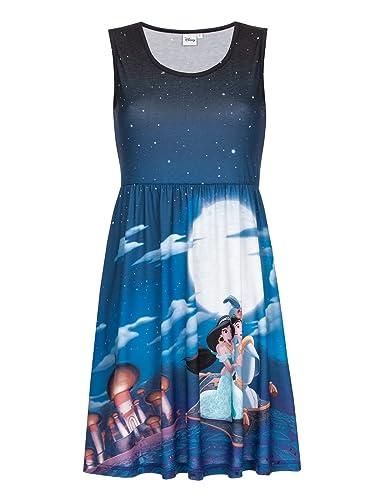 Walt Disney Aladdin & Jasmin Abito blu S