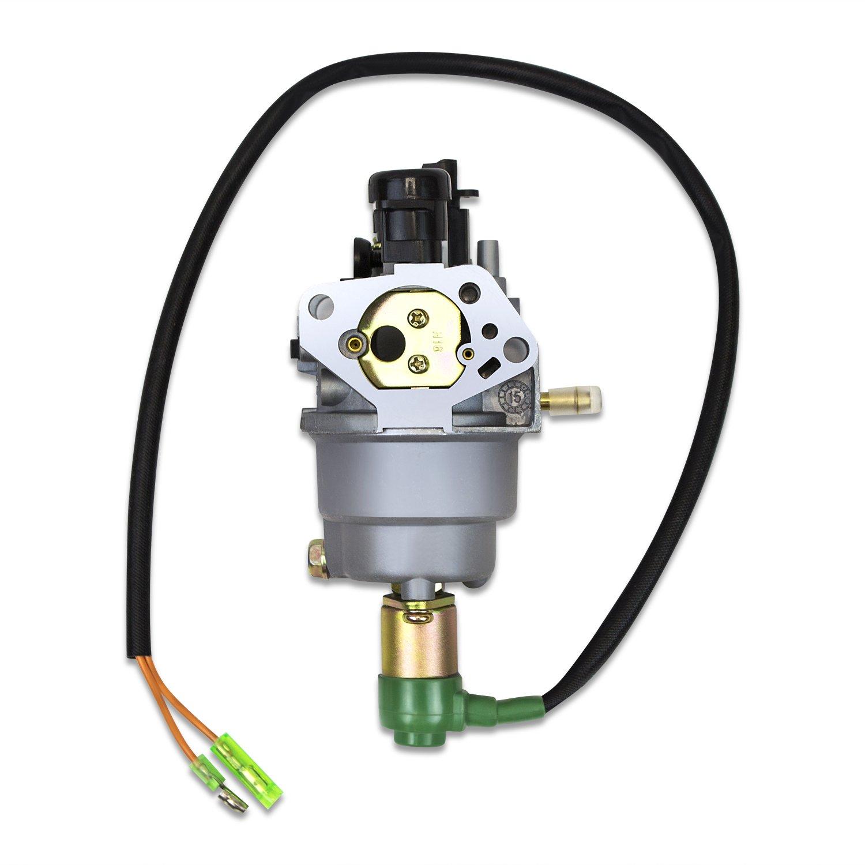 Honda Eb5000 Generator Carburetor Diagram Wiring Amazoncom For Eb5000x Em5000s Em5000sx Em5000x Ew171 Garden