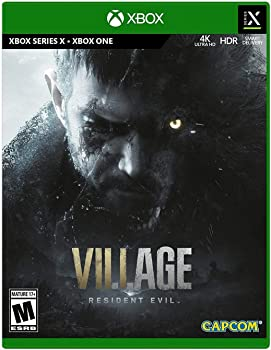 Resident Evil Village Standard Edition for Xbox Series X
