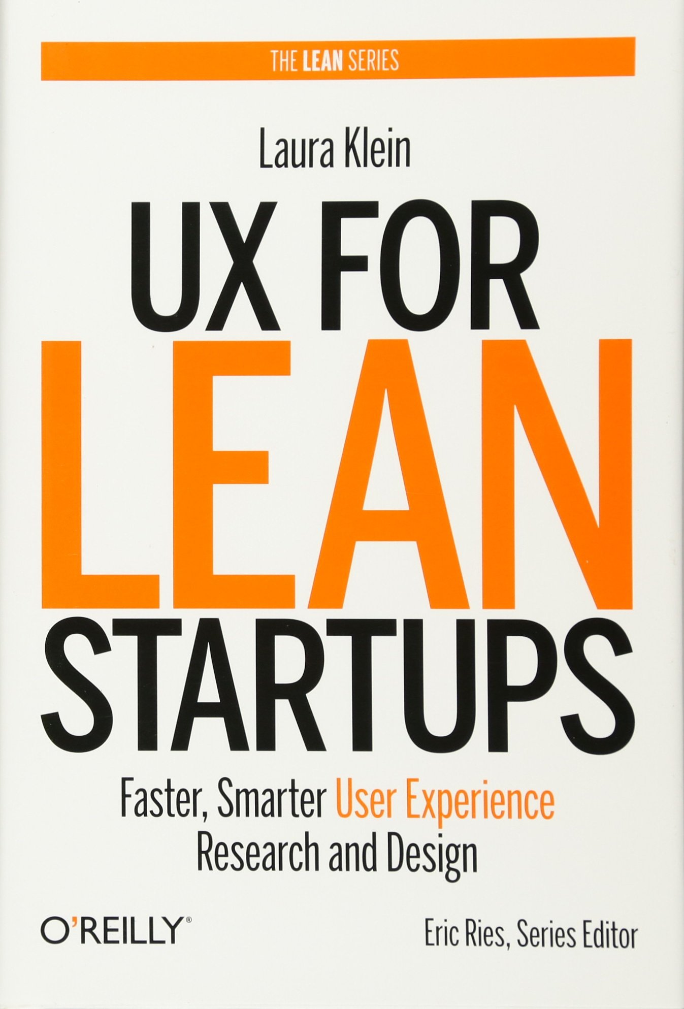 UX Lean Startups Experience Research product image