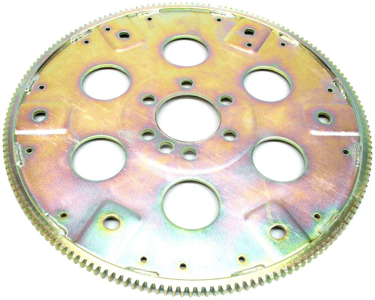 PRW 1835001 SFI-Rated Internal Balance 168 Teeth Chromoly Steel Flexplate for Chevy 1957-85, 90 Early, V6