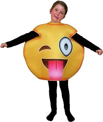 Costume Source Emoji Disfraz de Halloween para niños – niños y ...