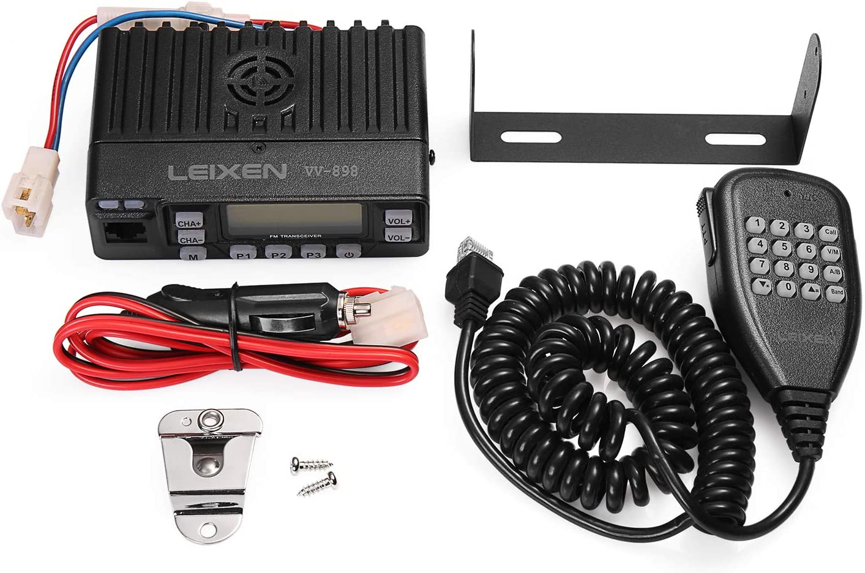 Leixen Vv 898 Dual Band Radio Kfz Vhf Elektronik
