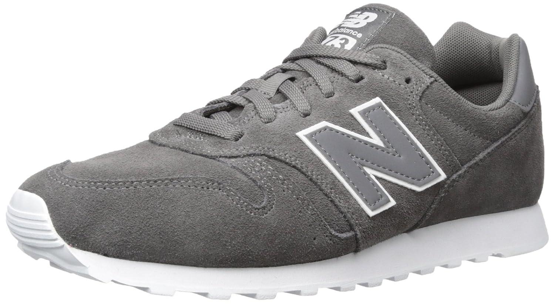 New Balance 373, Zapatillas Hombre 47.5 EU|Gris (Grey/White)